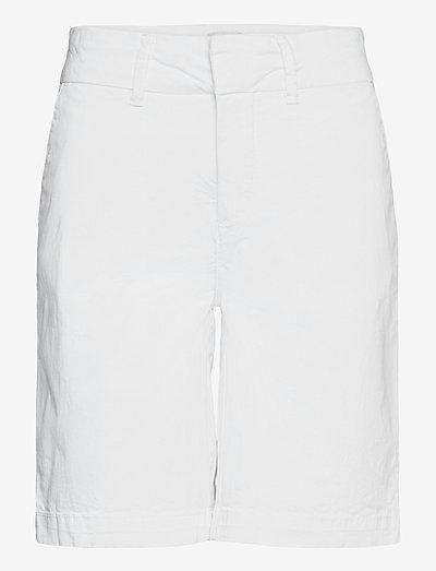 SoffasPW SHO - bermudashorts - bright white
