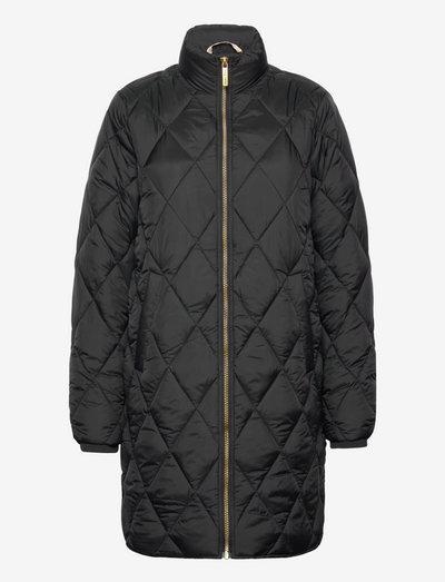 OlilasPW OTW - quiltede jakker - black
