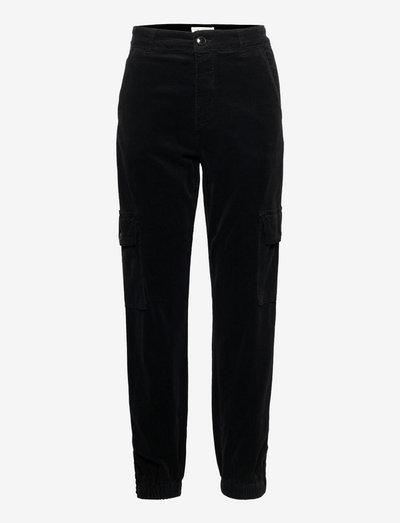 SeveniPW PA - casual bukser - black