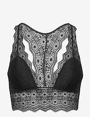 Georgia Wirefree t-shirt bra - BLACK