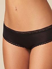 Passionata - Microbeauty Shorty - apakšbikses - black - 0