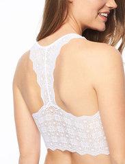 Passionata - Georgia Wirefree t-shirt bra - non wired bras - white - 3