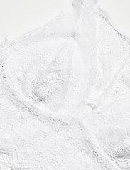 Passionata - Georgia Wirefree t-shirt bra - non wired bras - white - 4