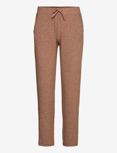 Guimauve Pants - bottoms - cinnamon