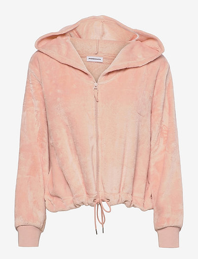 Many Polar jacket - tops - soft pink