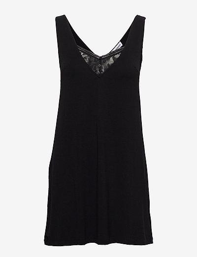 Marta Nightdress - nightdresses - black
