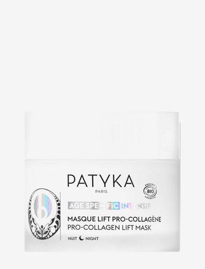 Pro-Collagen Lift Mask - ansiktsmasker - no colour