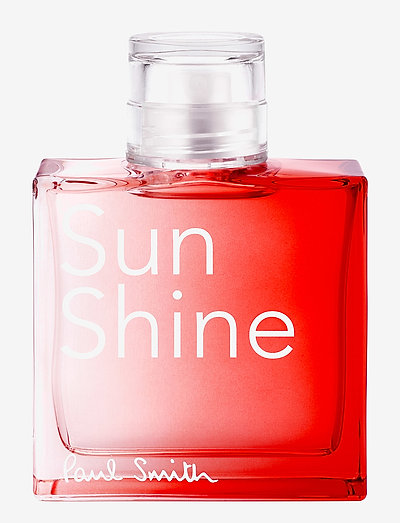 Sunshine for woman limited edition - parfyme - clear