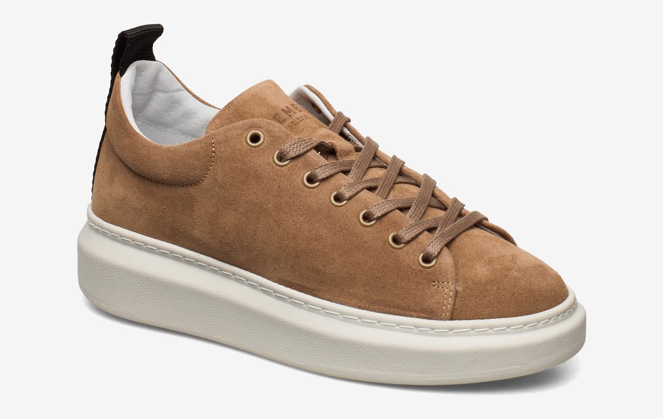 Pavement Dee - Sneakers TAUPE SUEDE