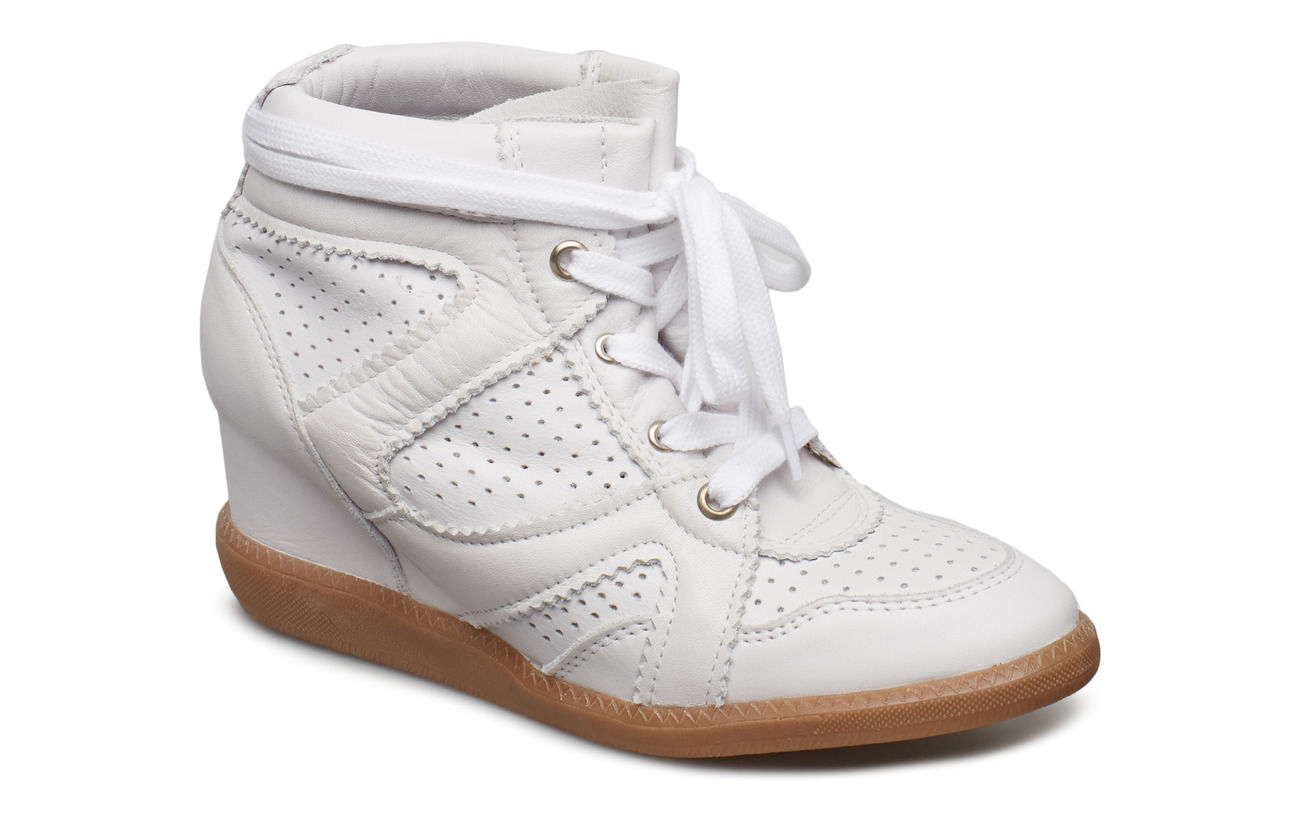 Pavement Vibe leather - WHITE