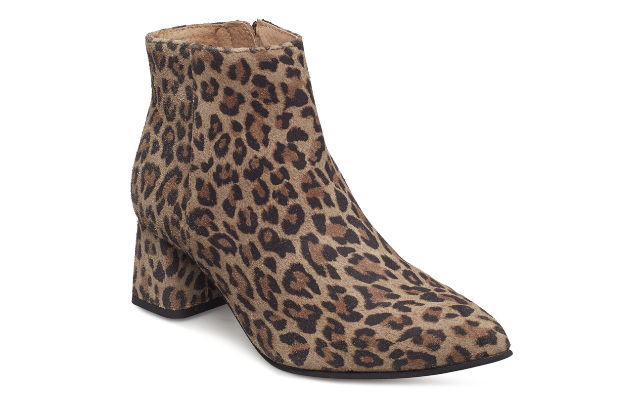 Pavement Katy - LEOPARD SUEDE