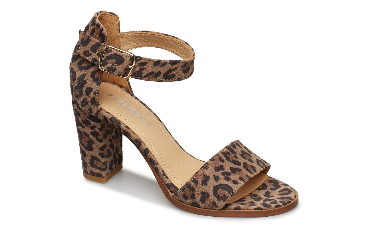 6feee914b6be Silke (Leopard Suede) (899 kr) - Pavement -