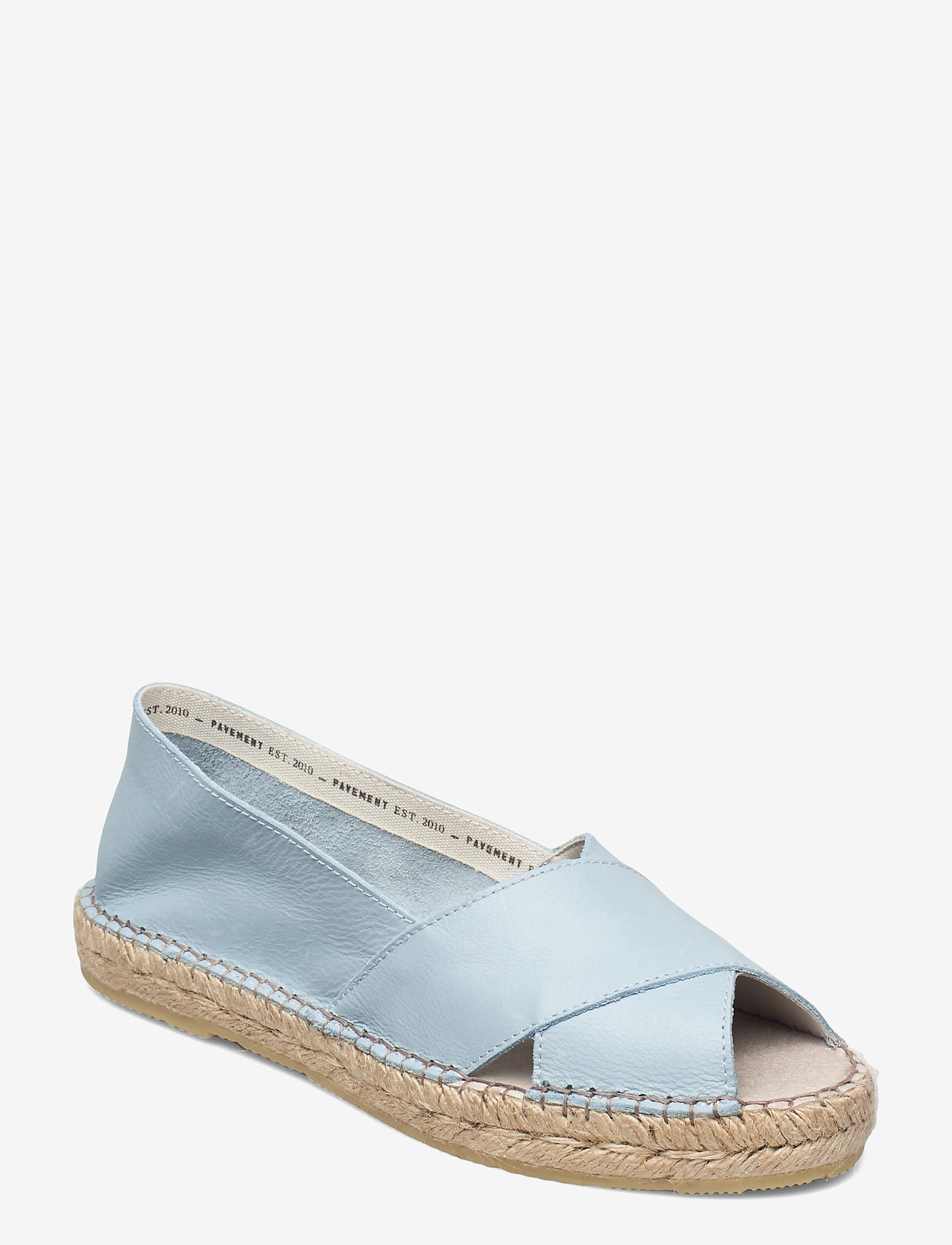 Pavement - Ginger Nappa - flache espadrilles - skyblue - 0
