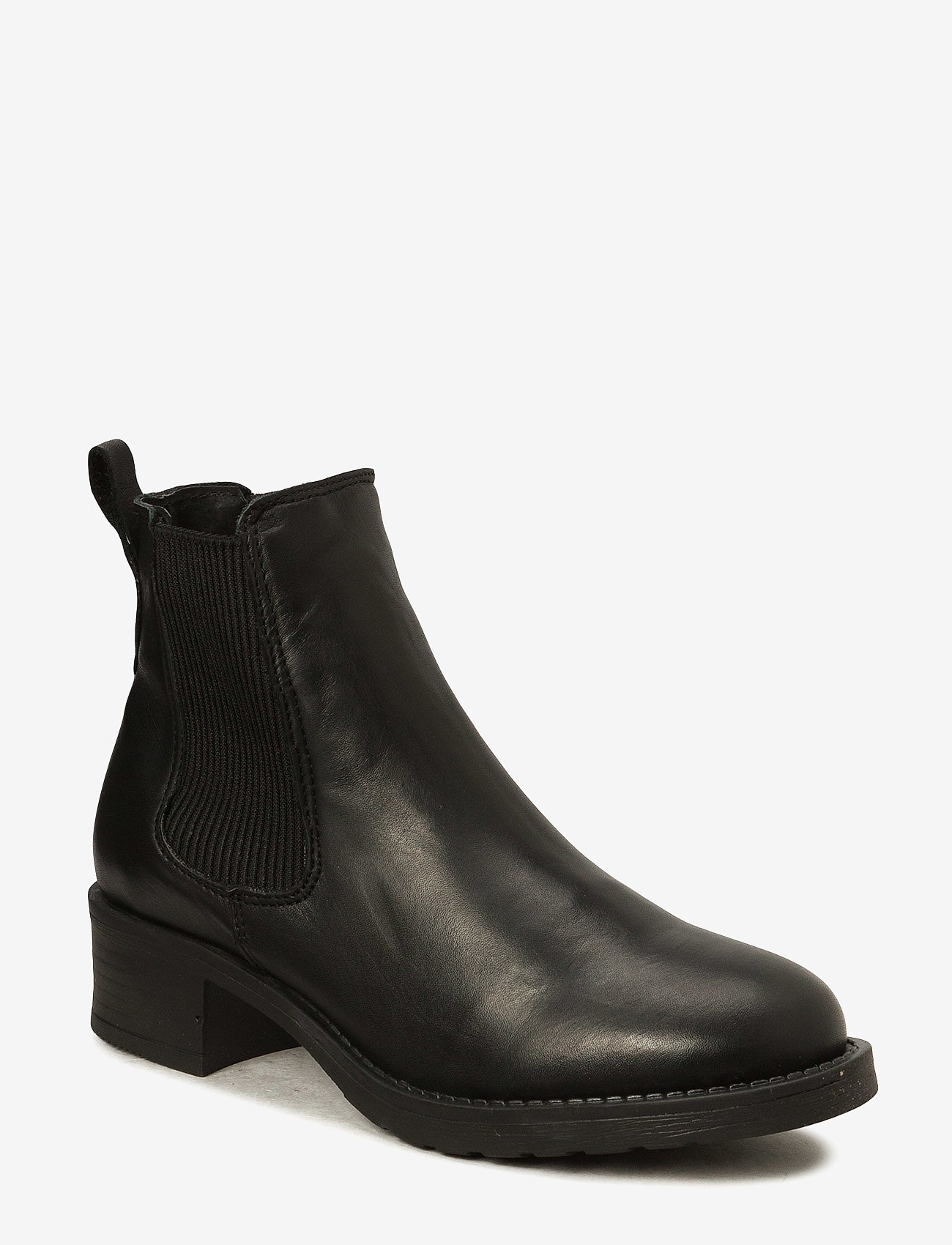 Pavement - Christina wool - chelsea boots - black - 0