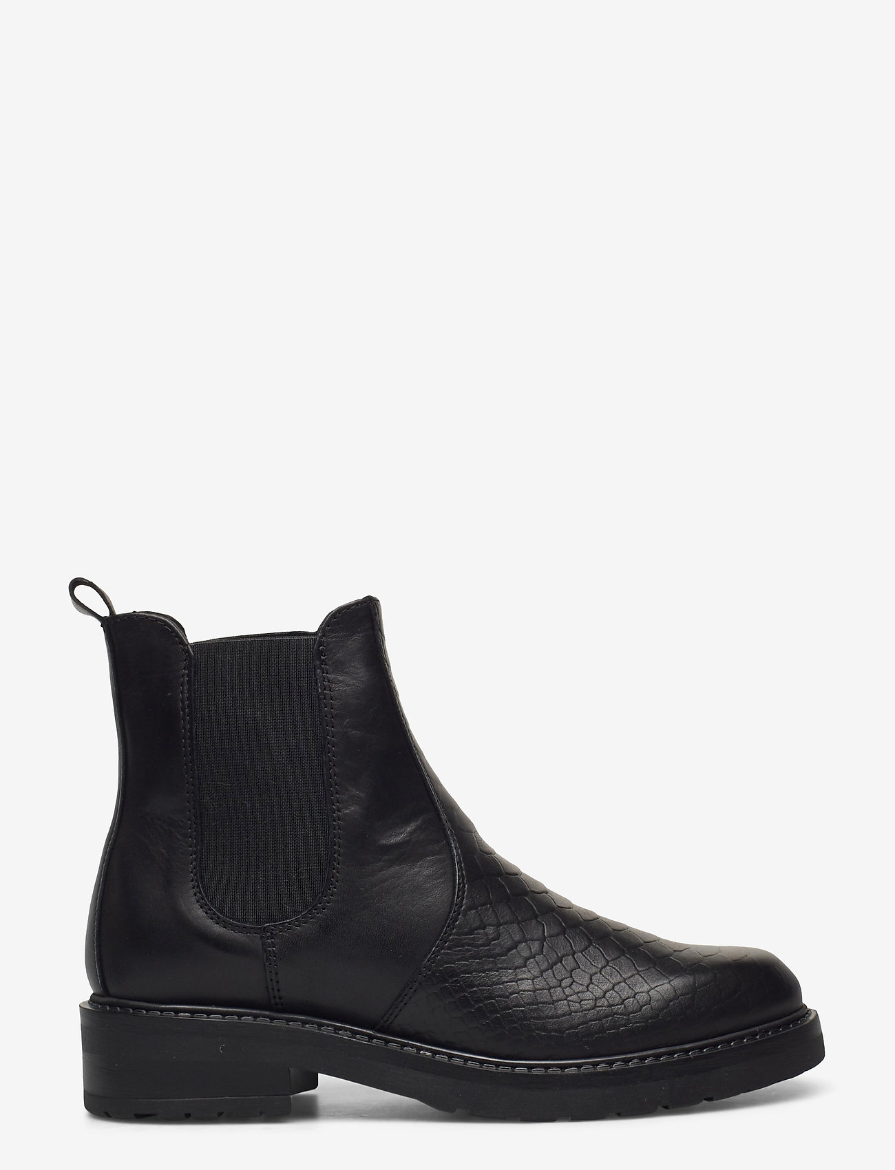 Pavement - Maria two - chelsea boots - black croco - 1