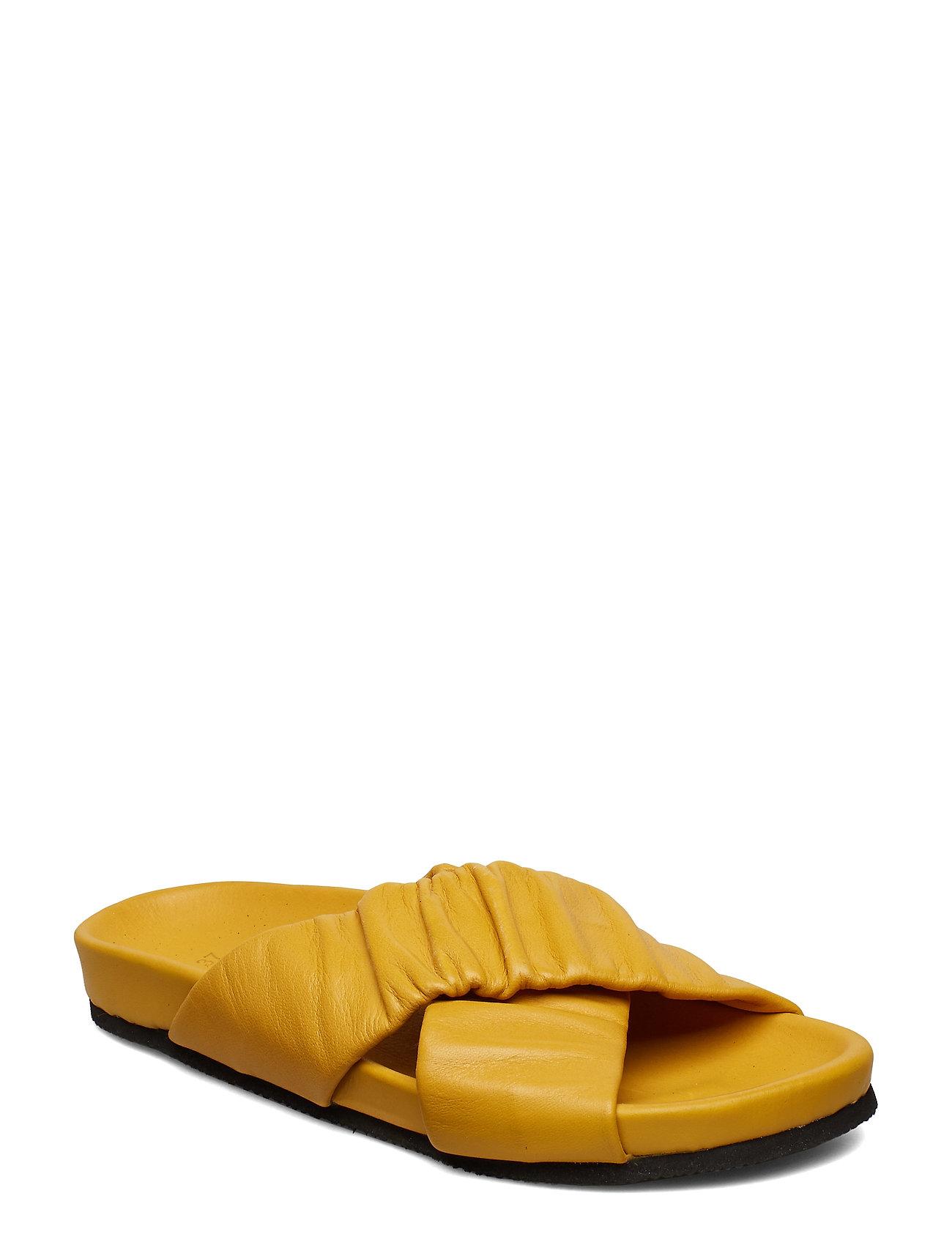 Piper Flade Sandaler Gul Pavement