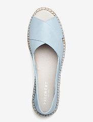 Pavement - Ginger Nappa - flache espadrilles - skyblue - 3