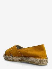 Pavement - Ginger - platta espadriller - yellow suede - 2