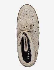 Pavement - Vibe - enkellaarsjes met hak - beige - 3