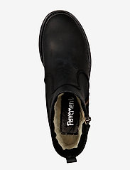 Pavement - Louise wool - flat ankle boots - black wool - 2