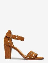 Pavement - Silke Studs - sandales à talons - tan suede - 1