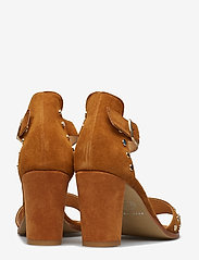 Pavement - Silke Studs - hoge sandalen - tan suede - 4