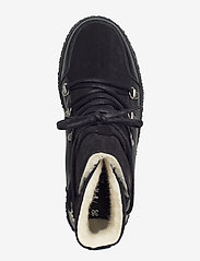 Pavement - Lola wool - flade ankelstøvler - black/black - 3