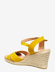 Pavement - Dorit - espadrilles met sleehak - yellow suede #19 - 2