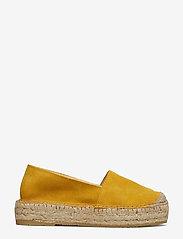 Pavement - Ida - platta espadriller - yellow suede - 1