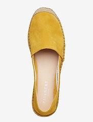 Pavement - Ida - platta espadriller - yellow suede - 3