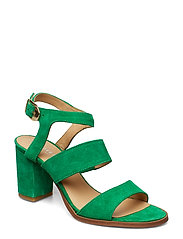 River - GRASS GREEN SUEDE