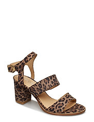River - LEOPARD SUEDE