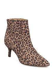 Sibylle - LEOPARD SUEDE