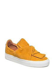 Ava loop - YELLOW SUEDE