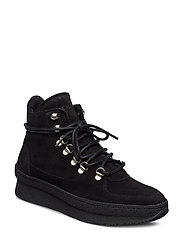 Haily - BLACK SUEDE/BLACK