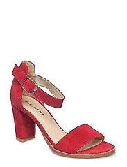 Silke - RED SUEDE