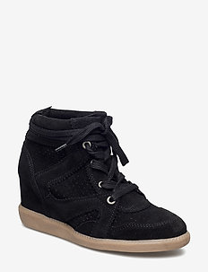 Vibe - ankle boots with heel - black