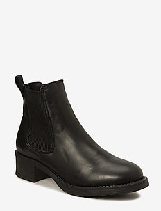 Christina wool - chelsea boots - black