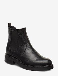 Maria two - chelsea støvler - black