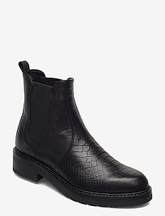 Maria two - chelsea boots - black croco