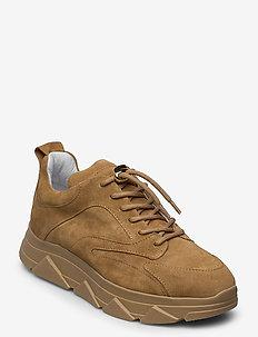 Portia Gum - chunky sneakers - nature