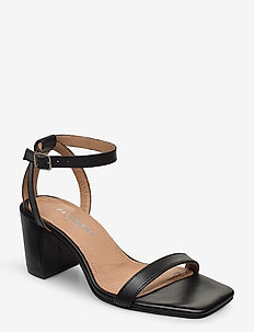 Else - sandalen met hak - black