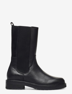 Ines - long boots - black