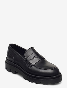 Amaya - loafers - black
