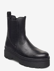 Viola - chelsea støvler - black garda