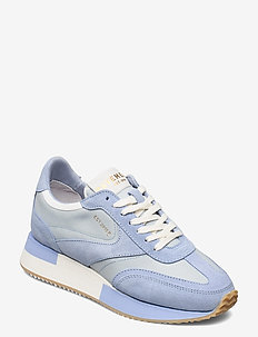 Ellie - låga sneakers - skyblue