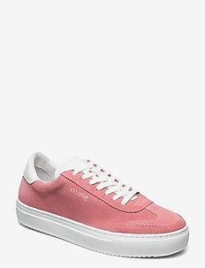 Camille suede - lave sneakers - rose suede