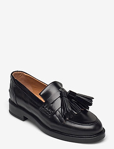 Magnolia - loafers - black leather