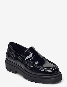 Liliana patent - loafers - black patent