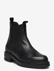 Luca - chelsea boots - black